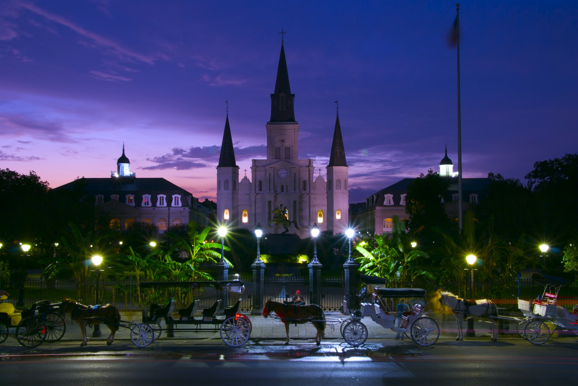 New Orleans - City in United States - Sightseeing and ...