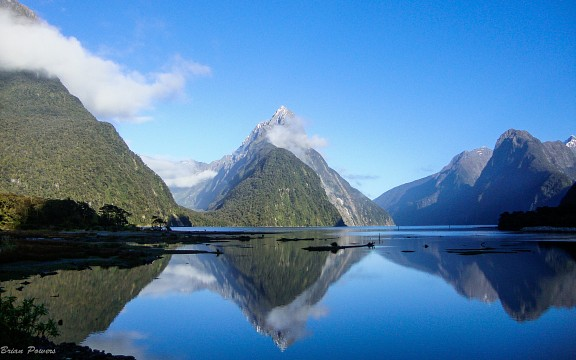 Millford Sound - New Zealand