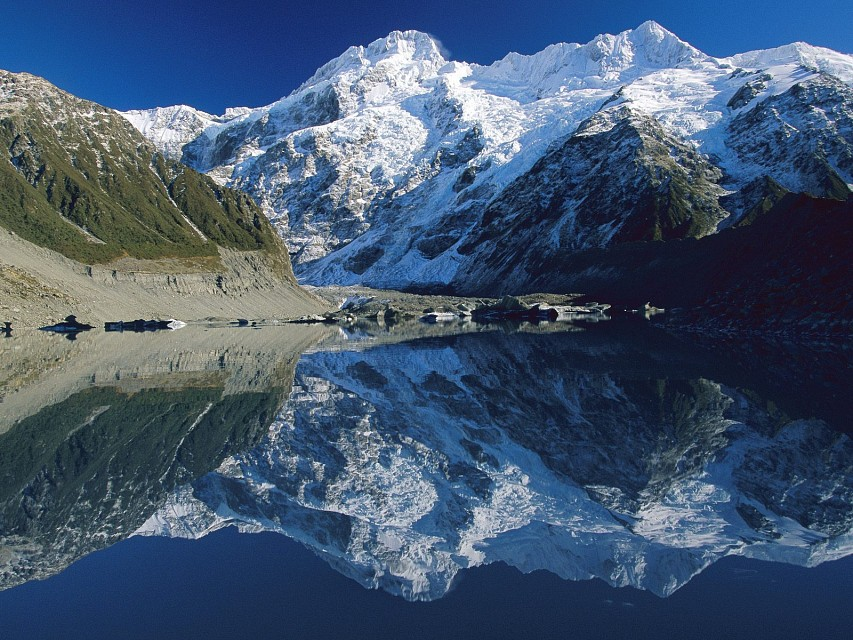 Mount-Cook-National-Park-New-Zealand - New Zealand