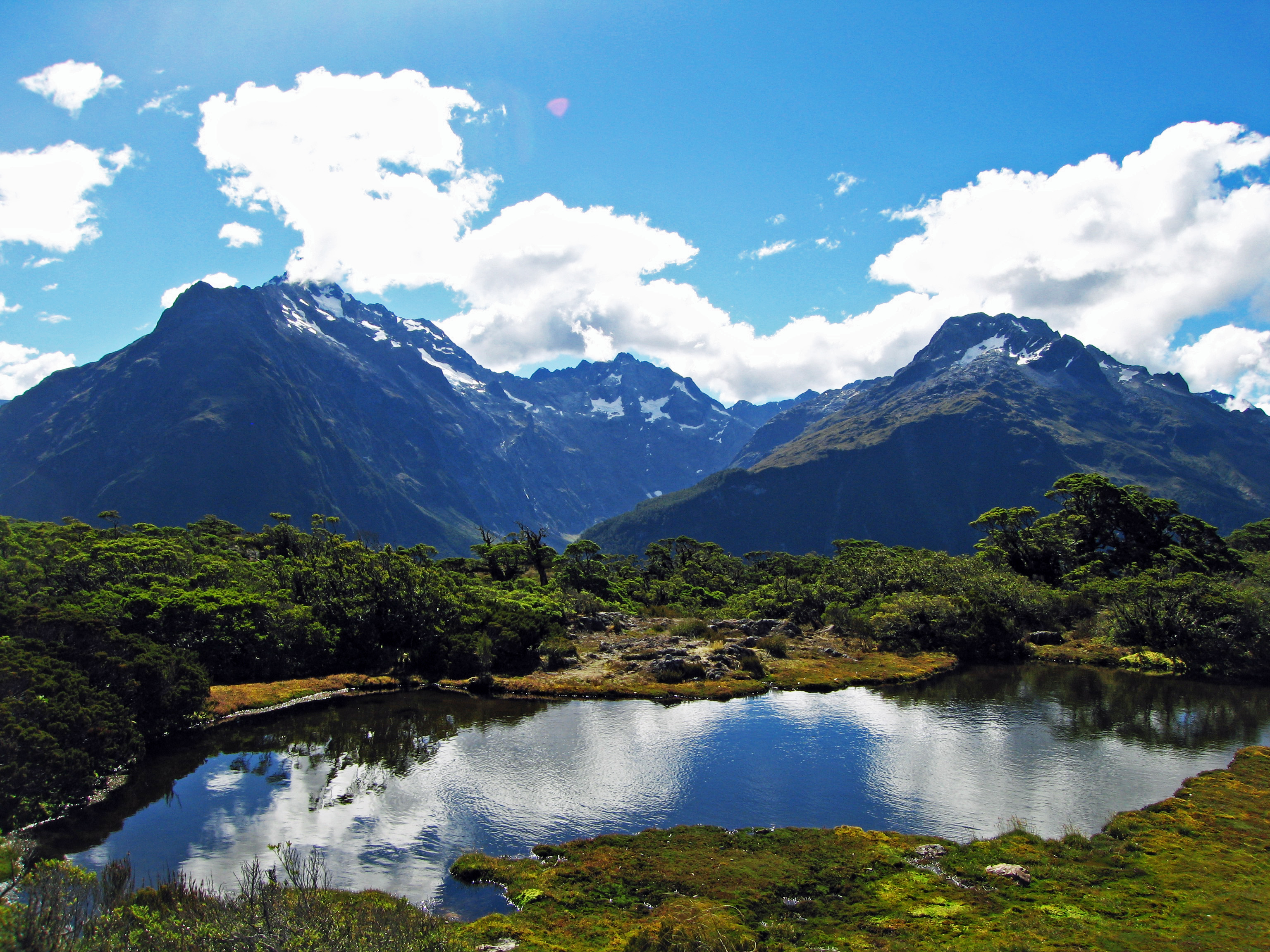 New Zealand In Oceania Sightseeing And Landmarks