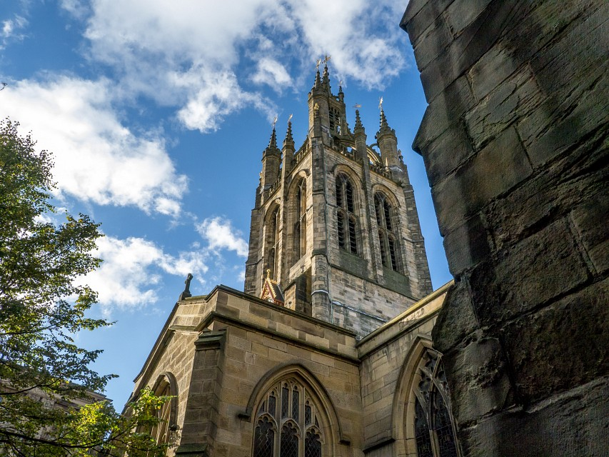 St Nicholas Cathedral - Newcastle Cathedral