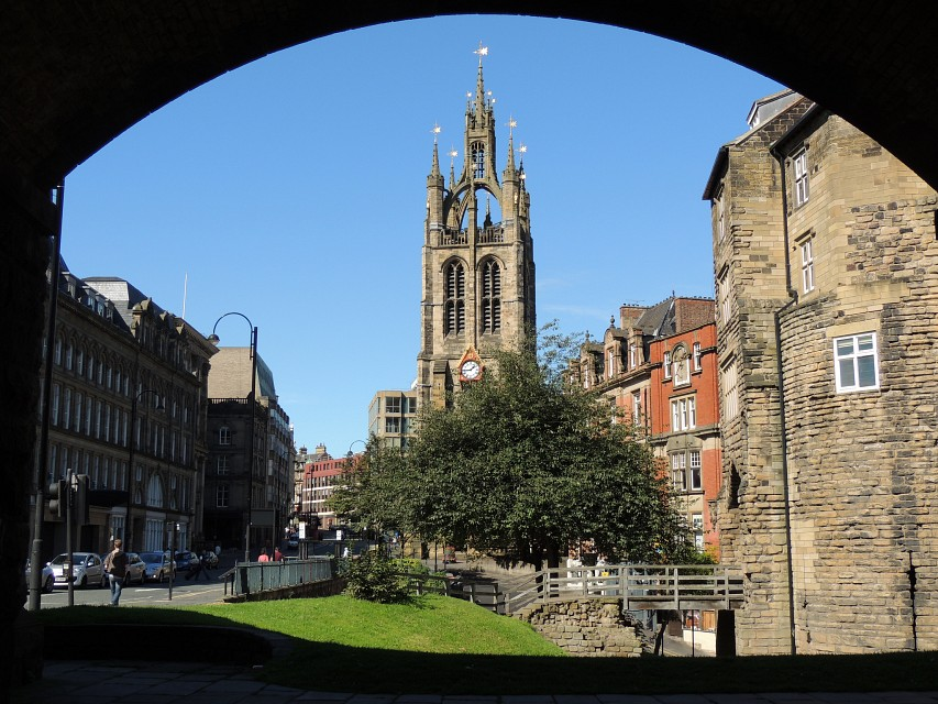 St Nicholas Cathedral, Newcastle upon Tyne - Newcastle Cathedral