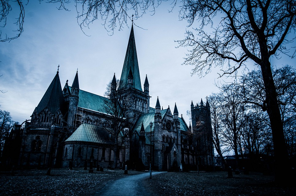 Nidaros Cathedral - Nidaros Cathedral