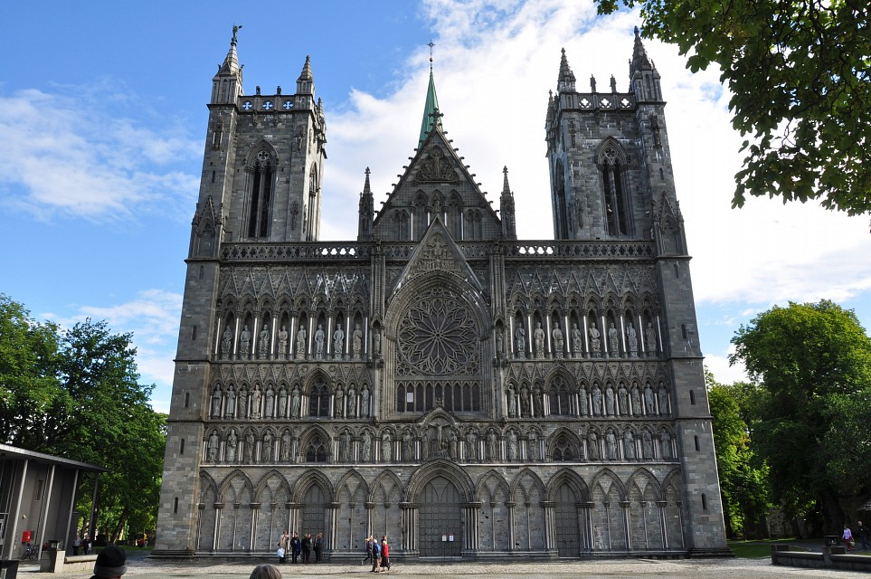 Nidaros Cathedral - Thondheim - Nidaros Cathedral