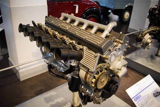 Nissan Engine Museum