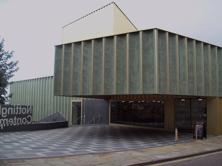 Nottingham Contemporary - Nottingham Contemporary