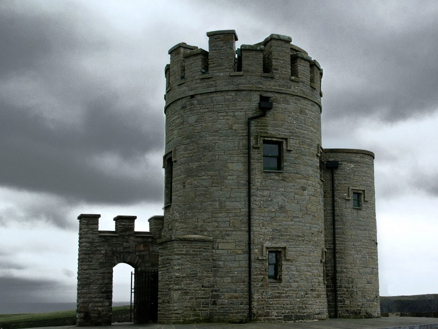 O'Brien's Tower - O'Brien's Tower