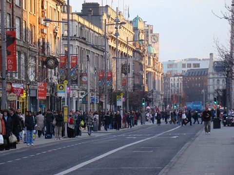 O'Connell Street - O'Connell