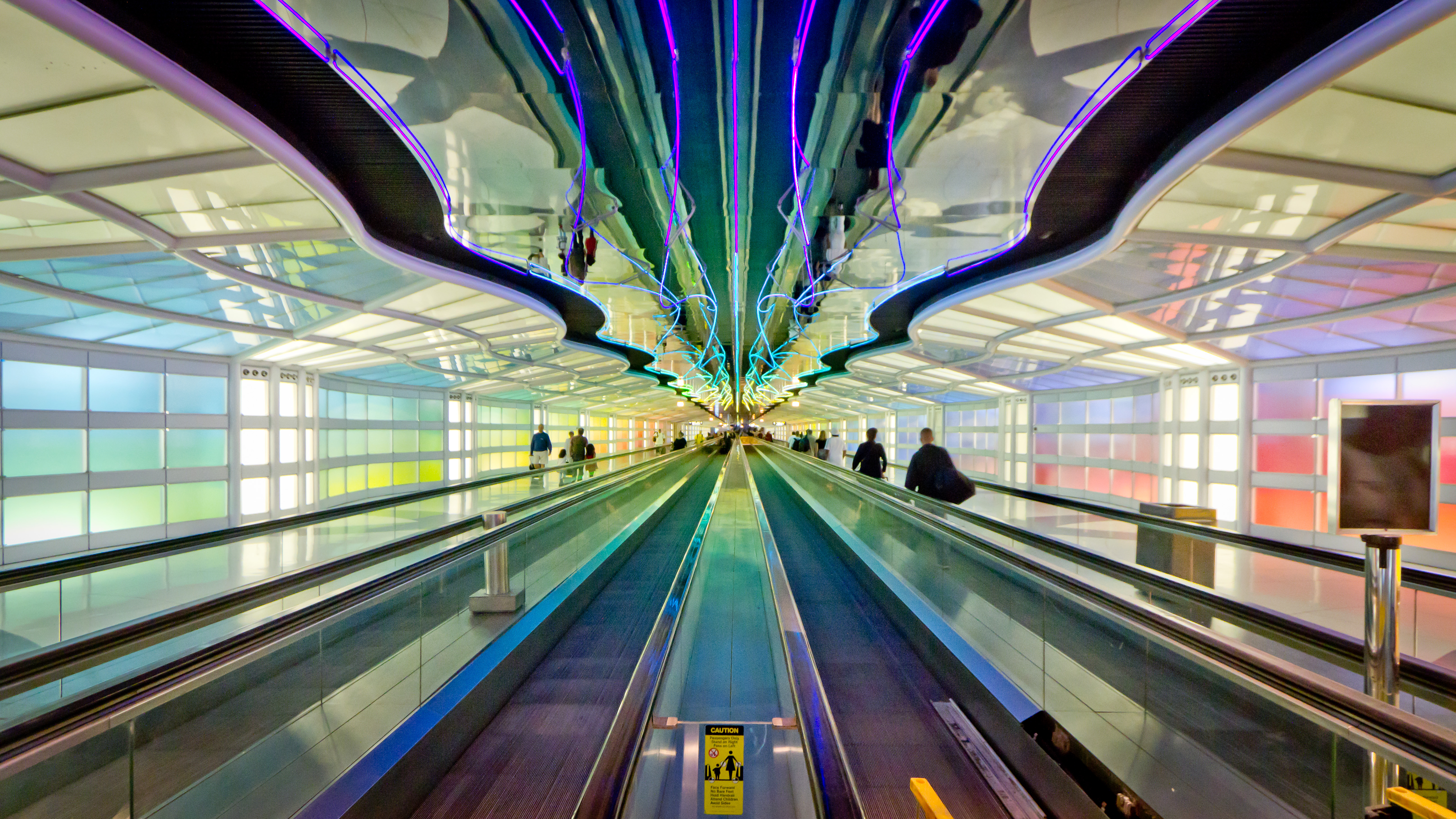 O Hare International Airport Airport In Chicago