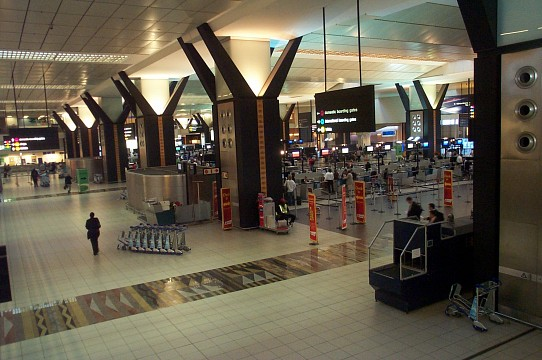 International Departures -