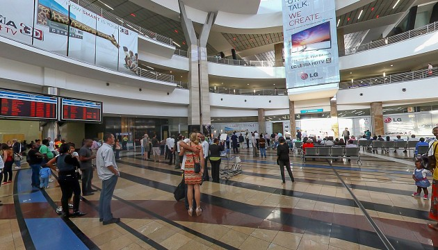 O. R. Tambo International