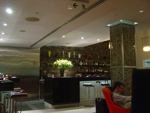 Virgin Atlantic Lounge - O.