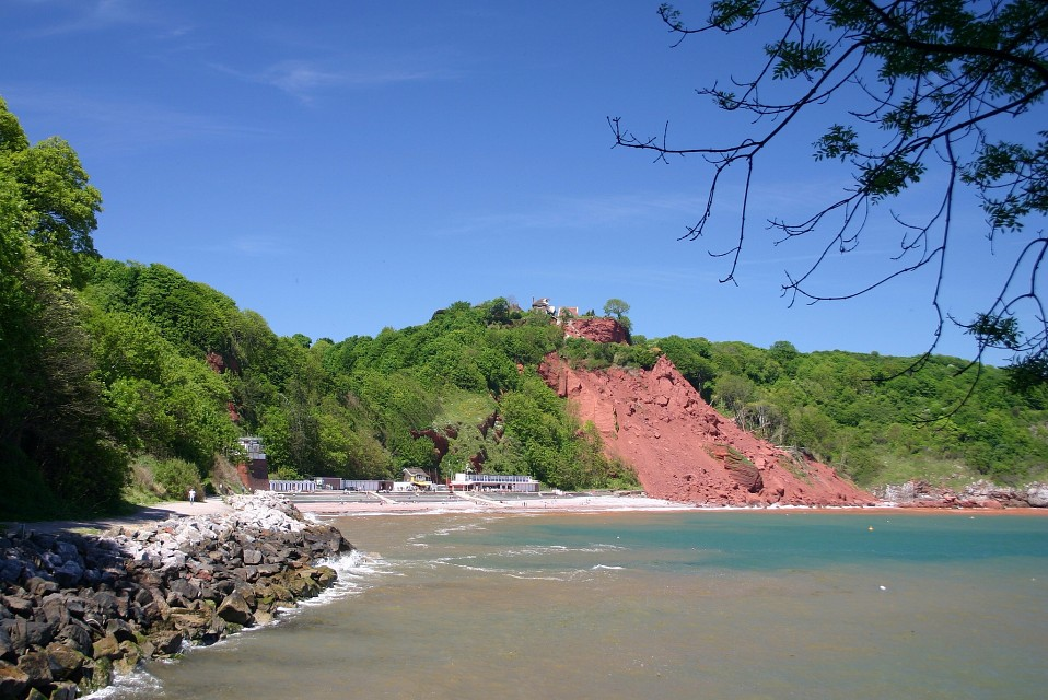 Oddicombe Beach - Beach in Torquay - Thousand Wonders