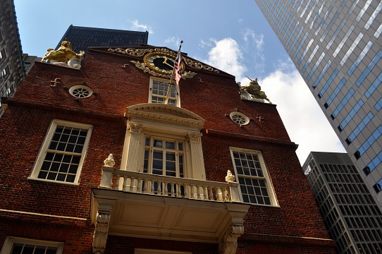 Boston Old State