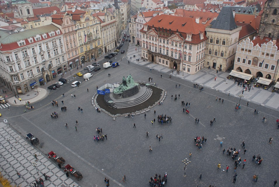 Old Town Square, Prague, Czech Republic - Old Town Square
