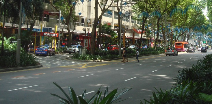 Orchard Road - Orchard