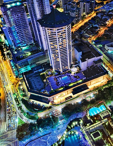 Orchard Road – The Heart of the Shopping District - Orchard Road
