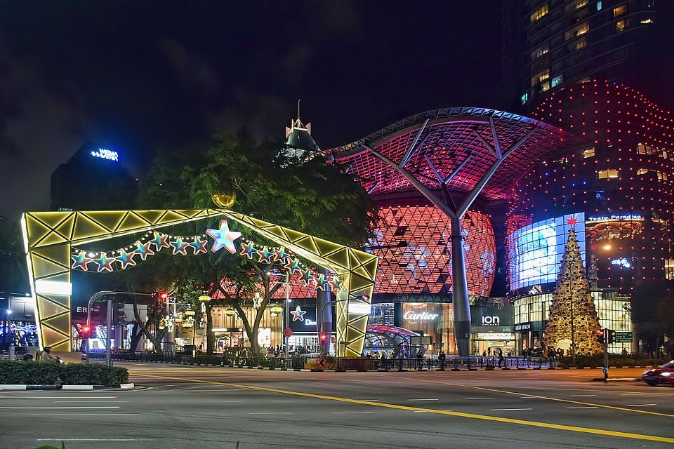 Orchard Road - Orchard Road