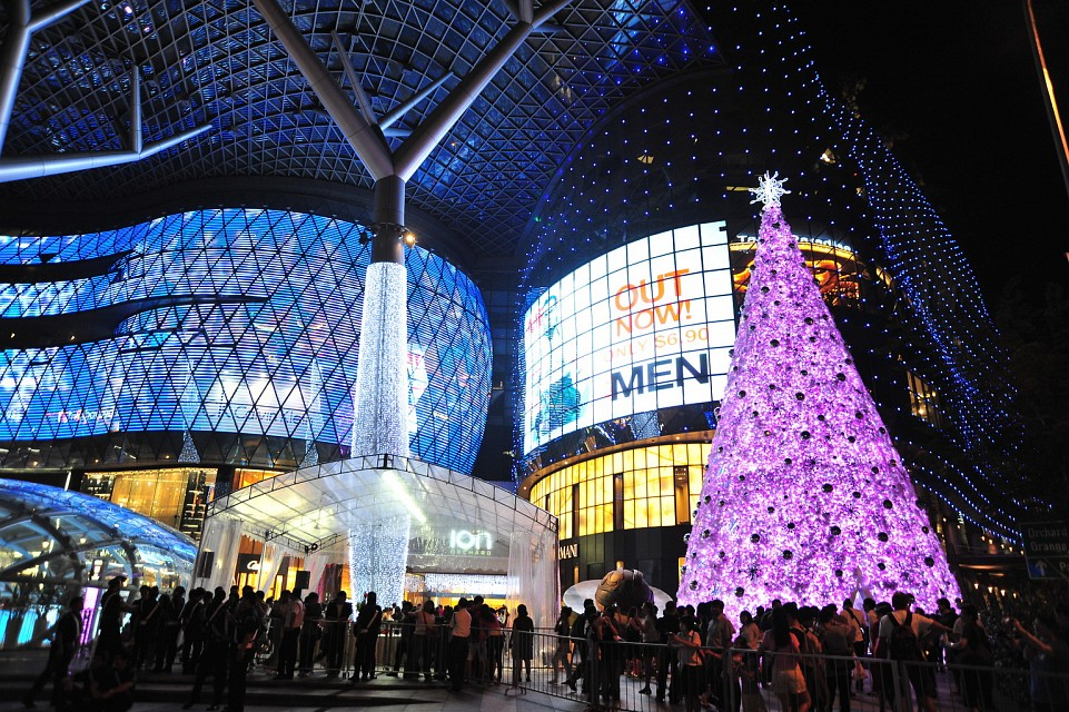 - Orchard Road
