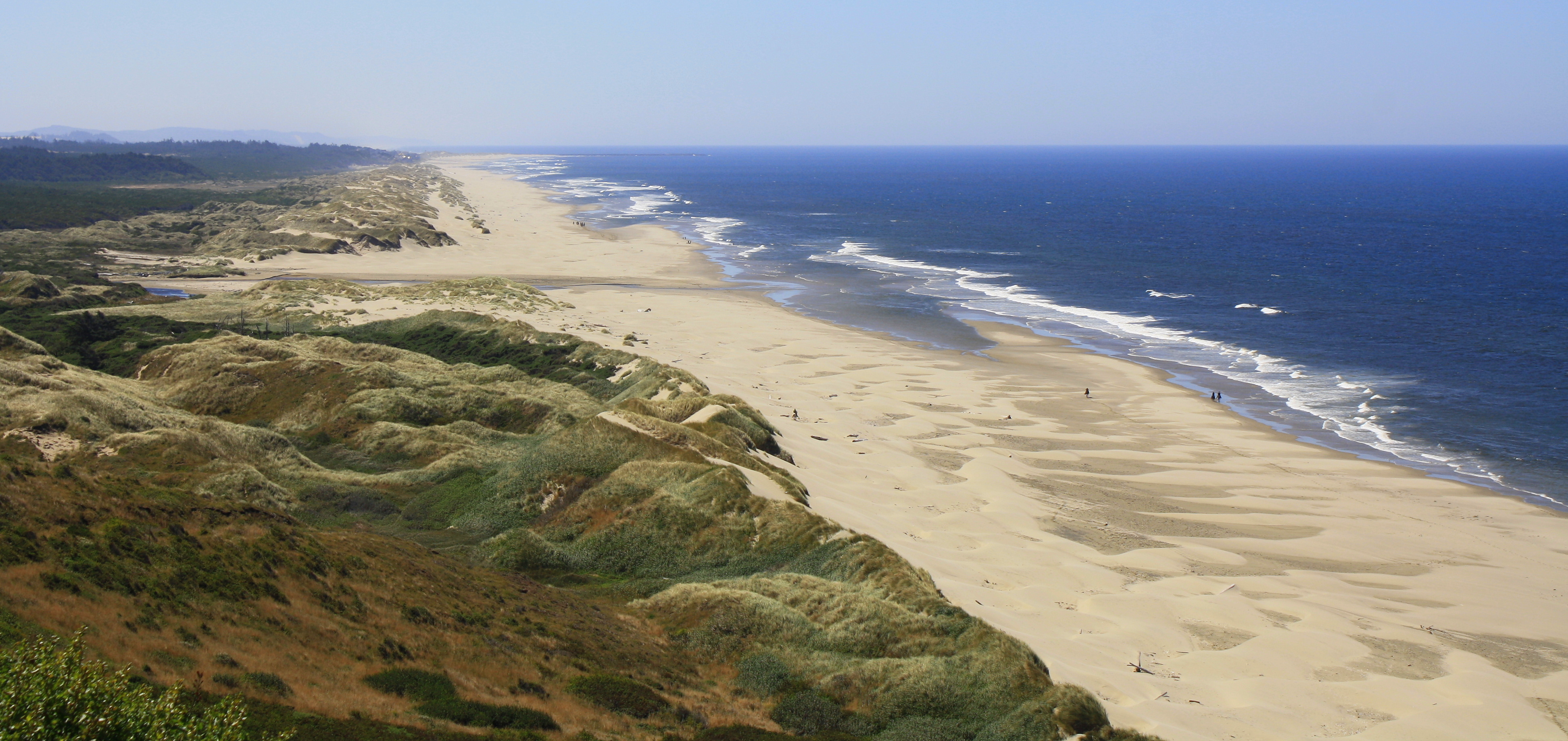 Oregon Dunes National Recreation Area Protected Area in Oregon