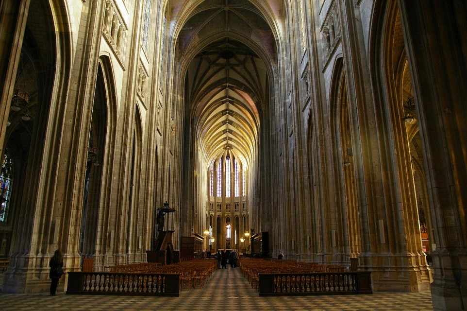 Orleans cathedral - Orléans