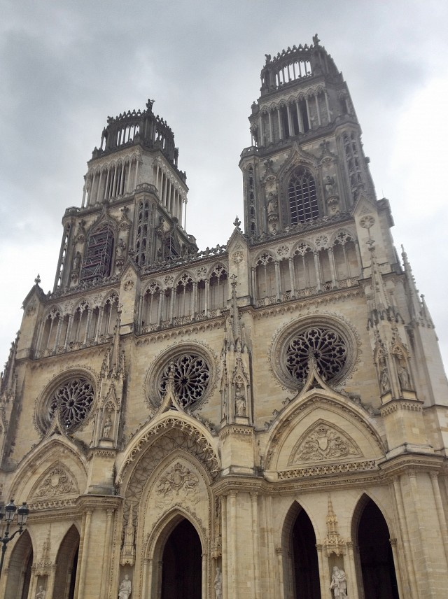 Orléans - Orléans Cathedral
