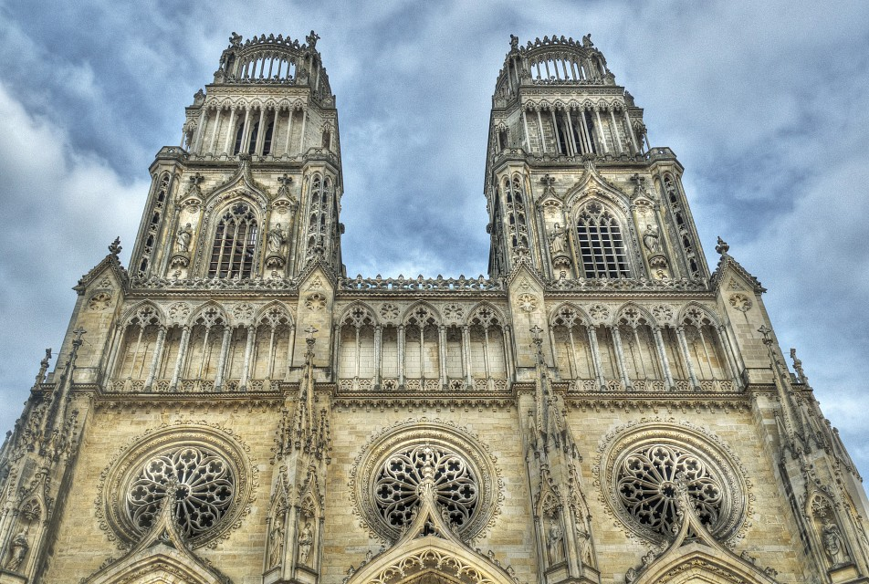 Cathedral - Orléans Cathedral