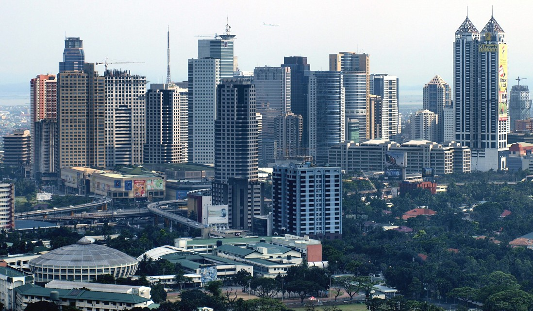 Pasig City - Ortigas