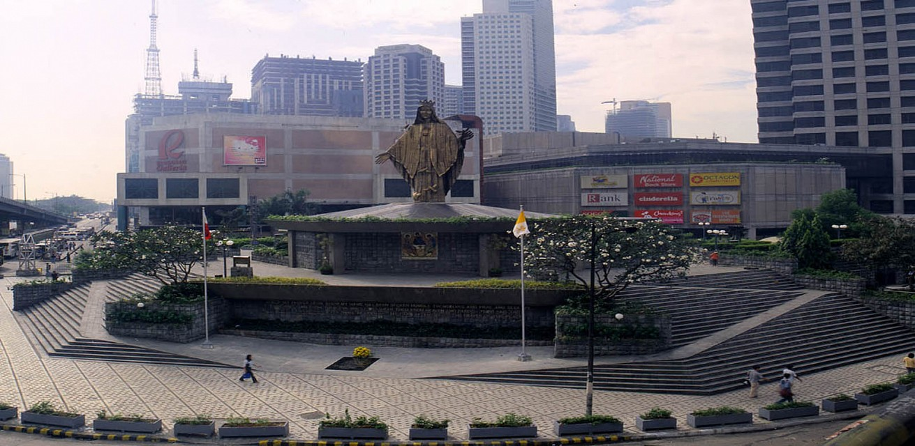 Our Lady of Peace EDSA Shrine - Ortigas Center