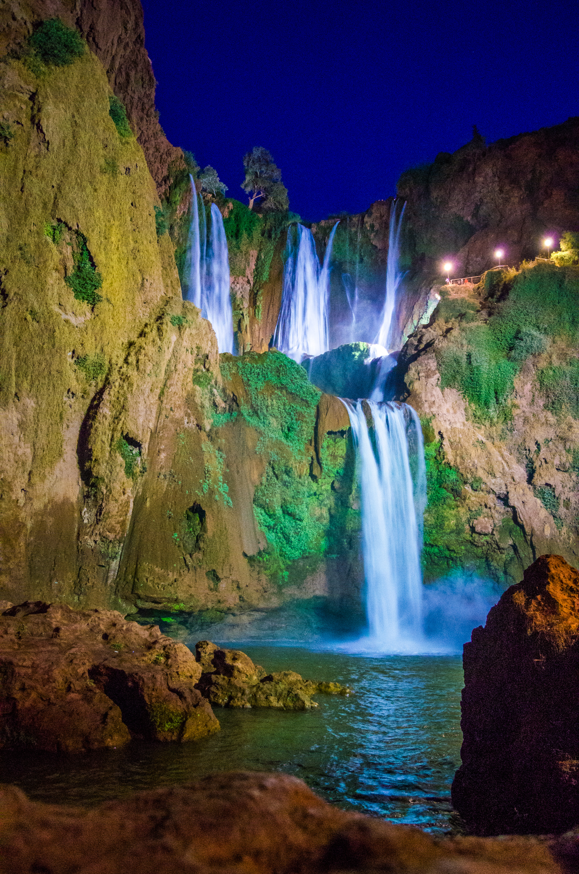 Ouzoud Falls Waterfall In Morocco Thousand Wonders