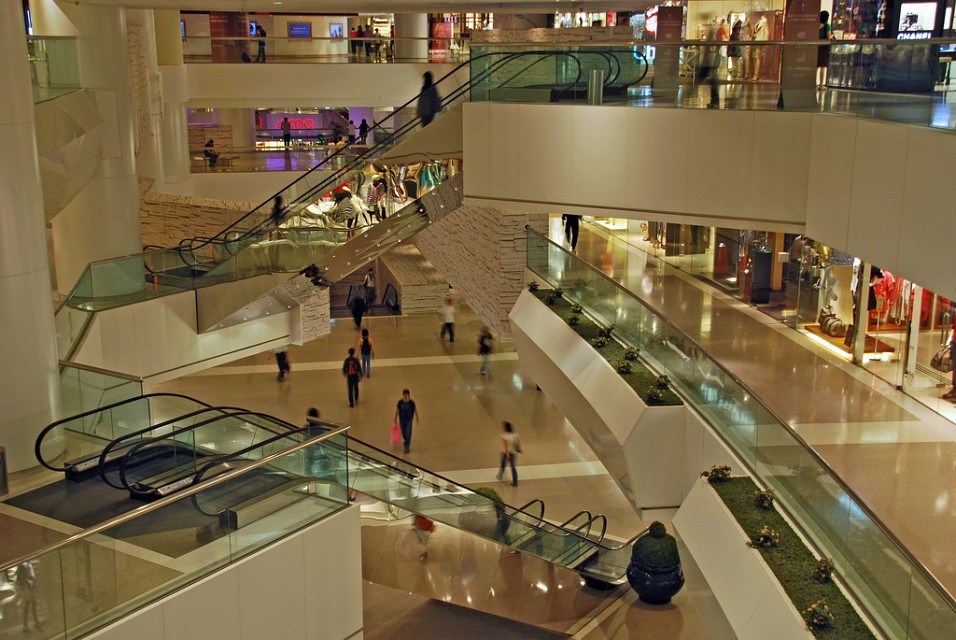 Pacific Place, Hong Kong - Pacific Place