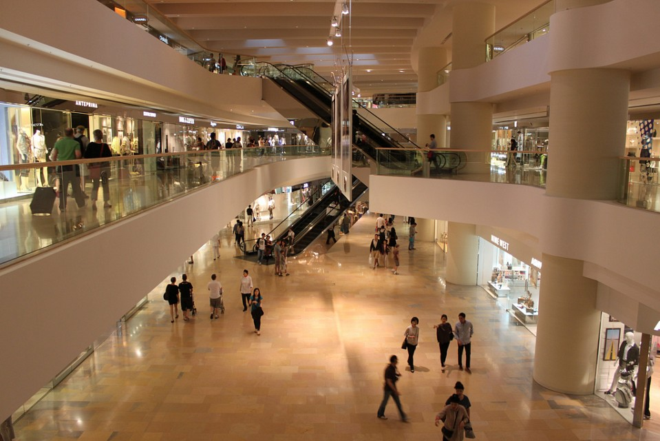 Pacific Place. - Pacific Place