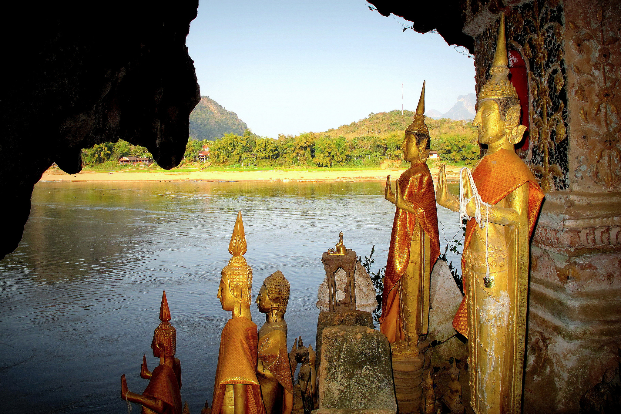 Pak Ou Caves - Cave in Laos - Thousand Wonders