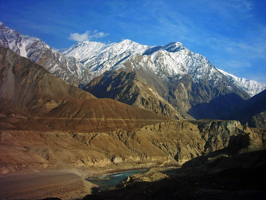 My First Encounter with Northern Paradise - Pakistan