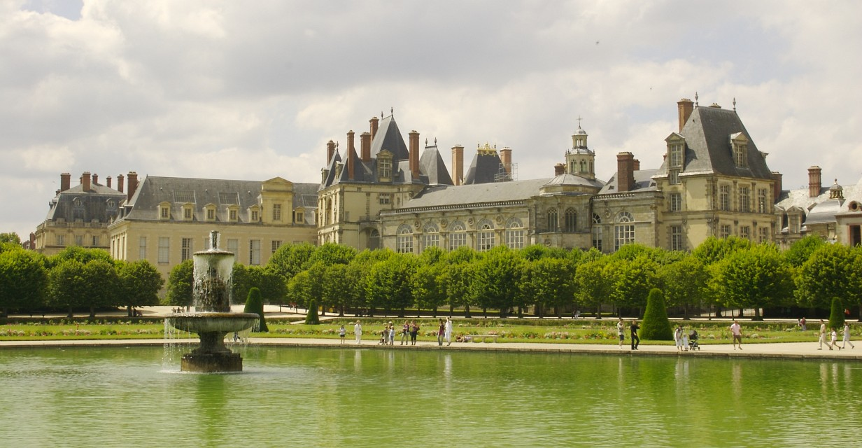 Untitled - Palace of Fontainebleau