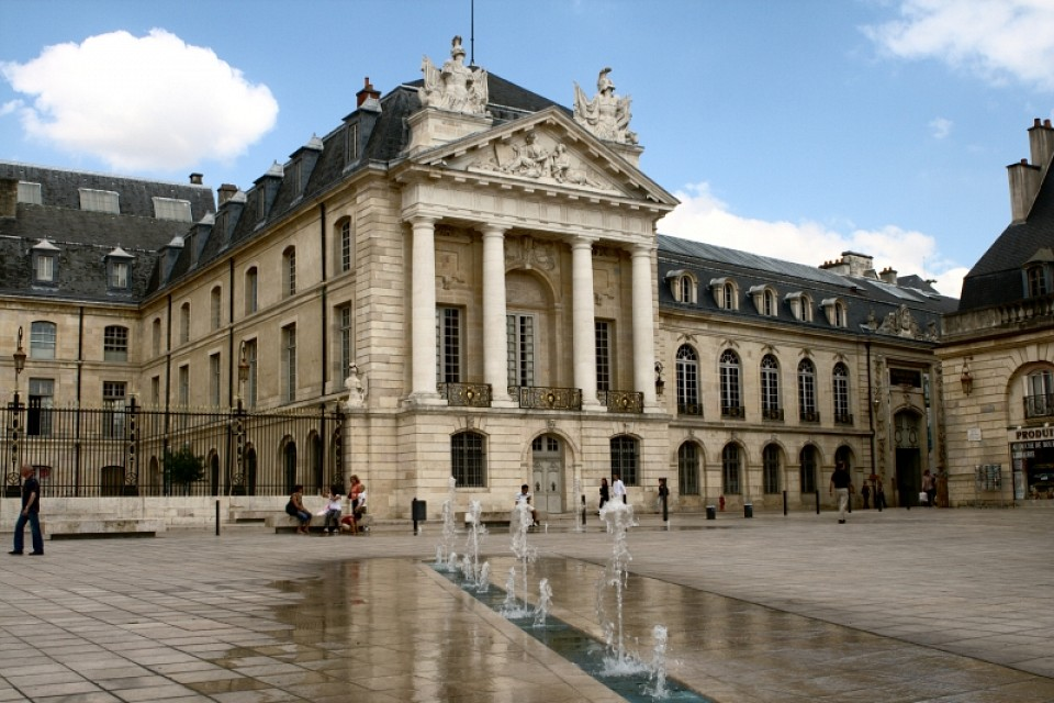 Palais - Palace of the Dukes of Burgundy