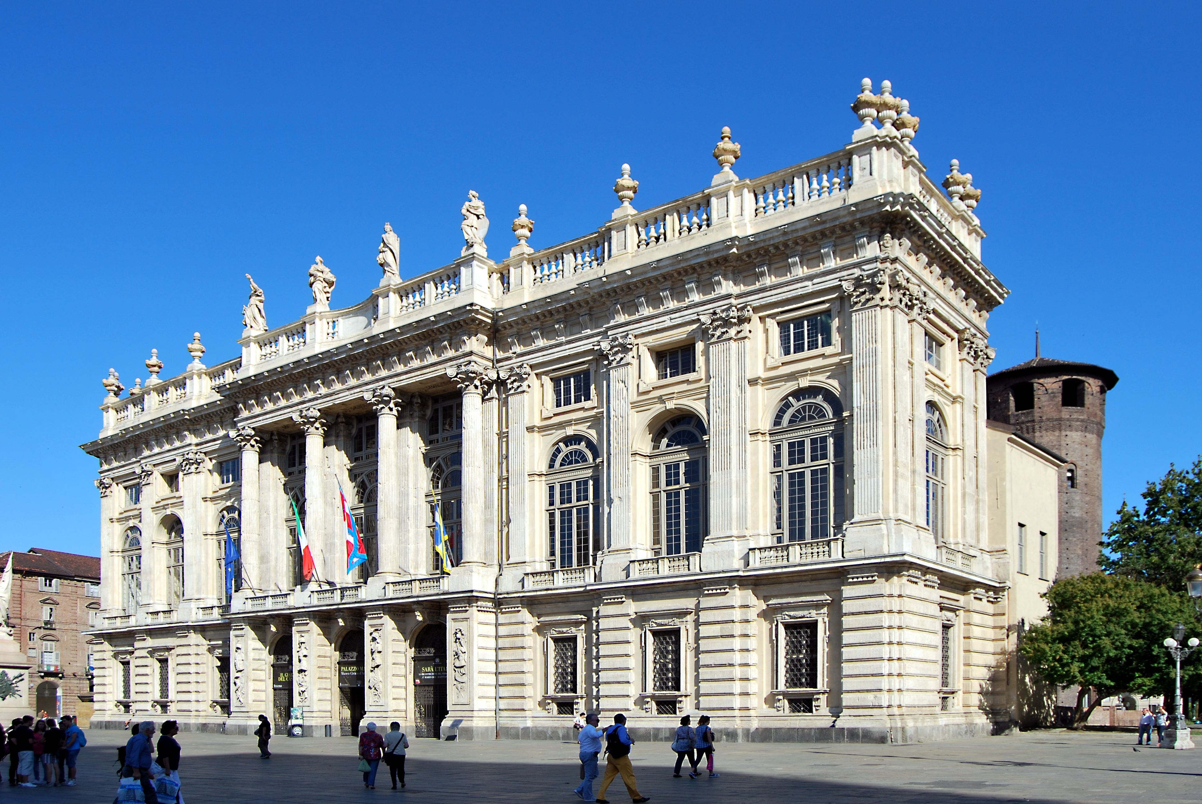 palazzo madama palace in turin thousand wonders