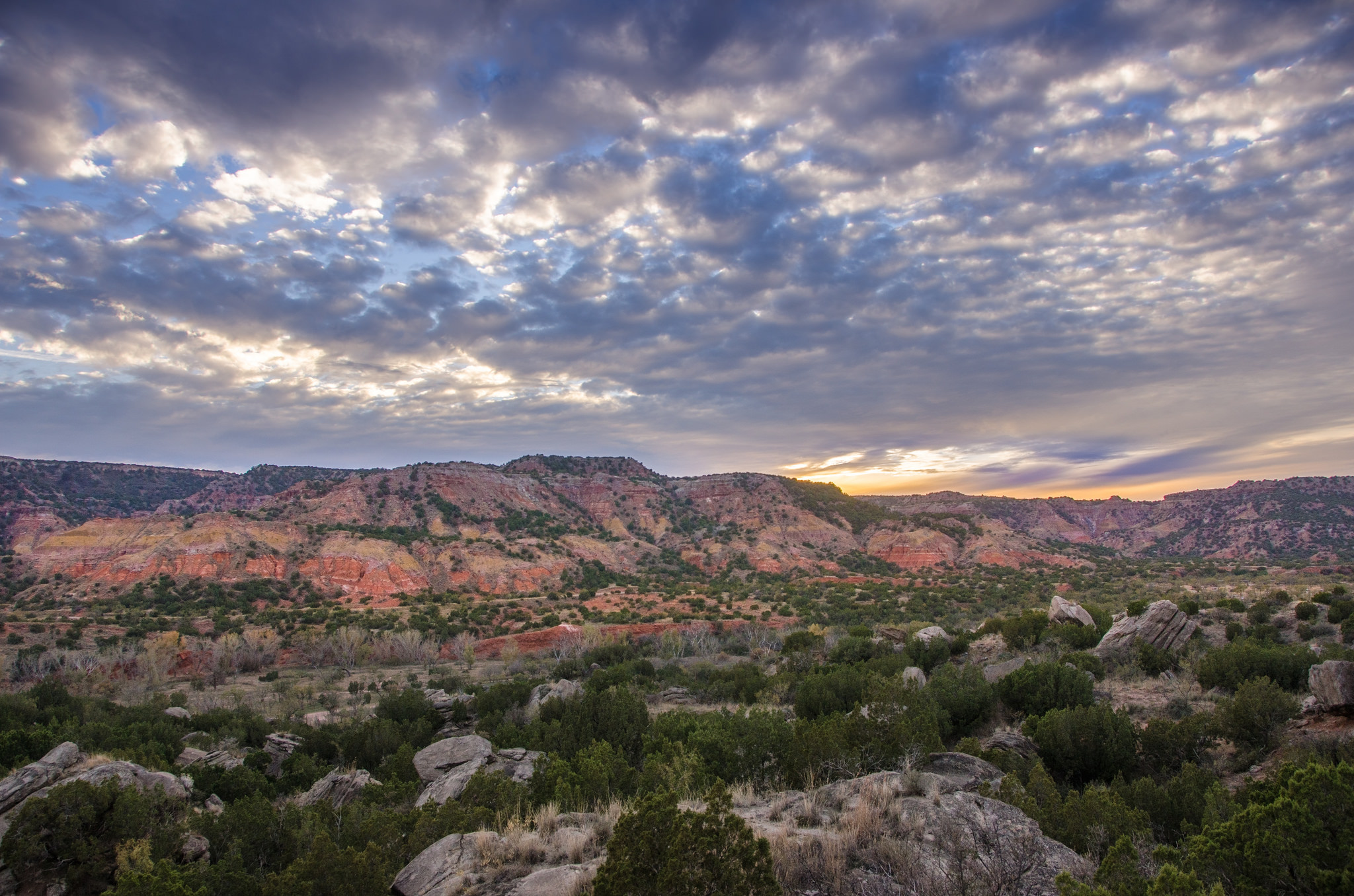 Palo Duro Canyon State Park - State/Provincial Park in ...