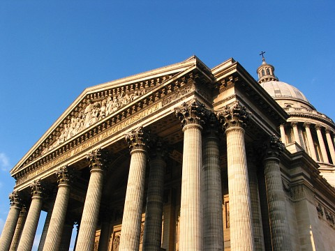 The Pantheon -