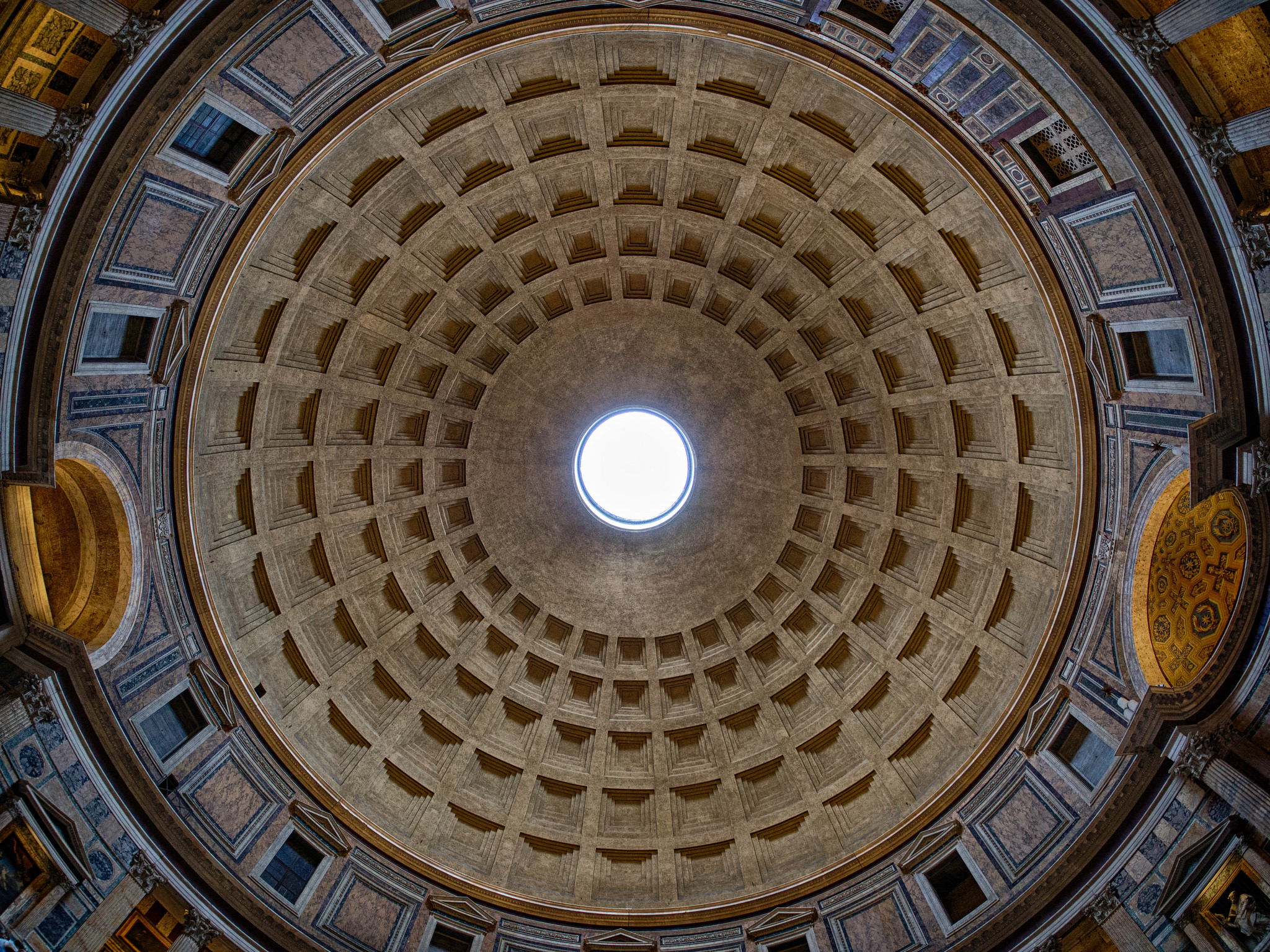 Pantheon Rome Temple In Rome Thousand Wonders