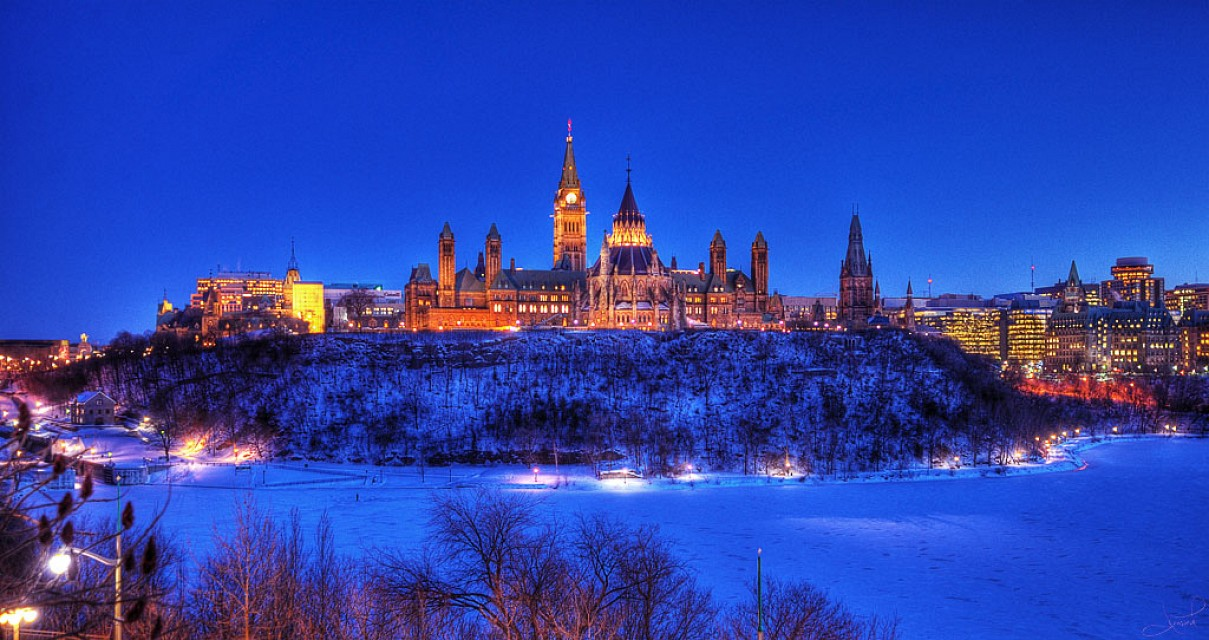 Parliament Hill - Parliament Hill