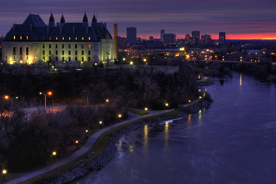 Supreme Court of Canada, Ottawa - Parliament Hill