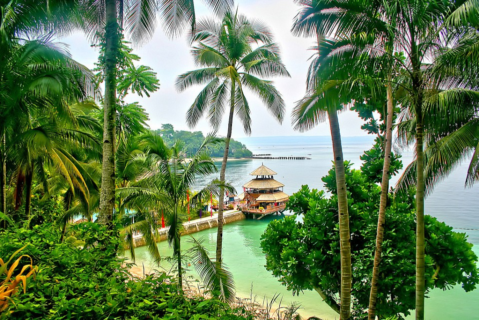 Philippines - Davao / Pearl Farm - Pearl Farm Beach Resort