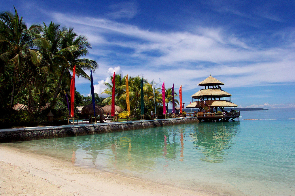Pearl Farm Resort Davao City Beach