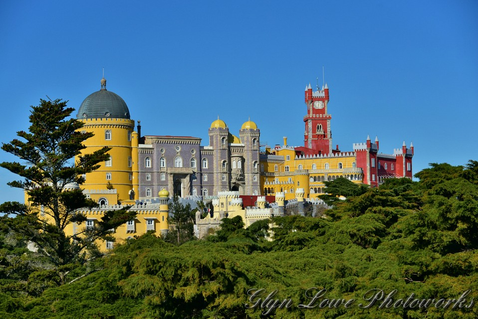 Pena National Palace - Sintra - Palácio Nacional da Pena - Pena National Palace