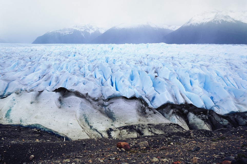 Sea of Ice - Perito Moreno Glacier