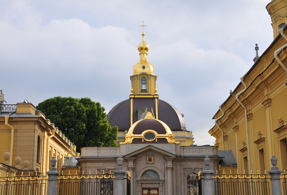 Peter and Paul Cathedral - Peter and Paul Fortress