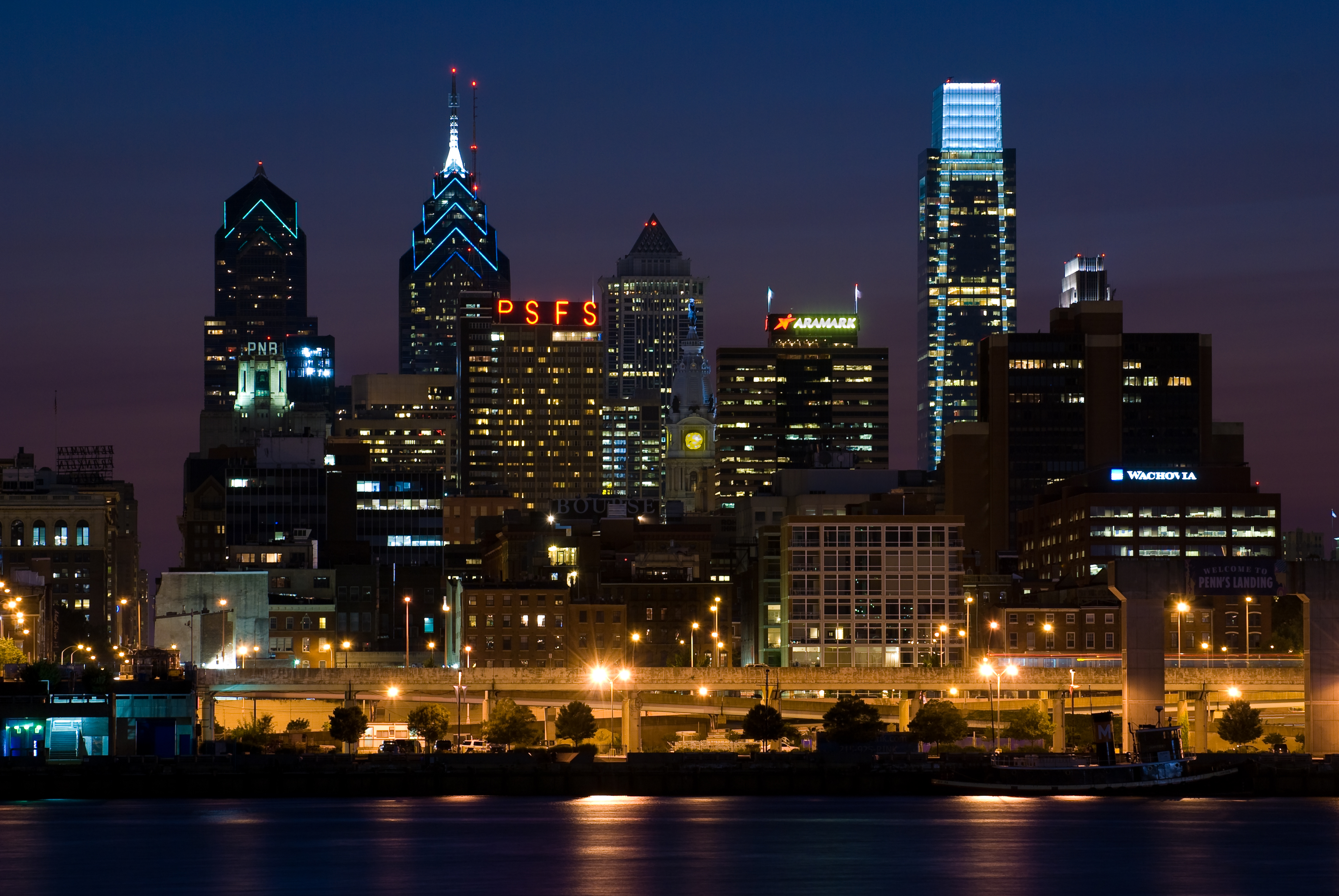 Philadelphia City In Pennsylvania Thousand Wonders