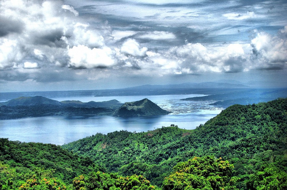 Taal Volcano -