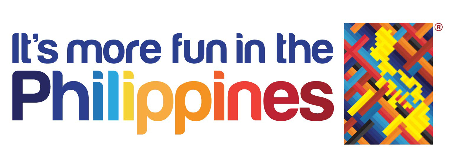 It's more fun in the Philippines - Philippine Tourism Logo